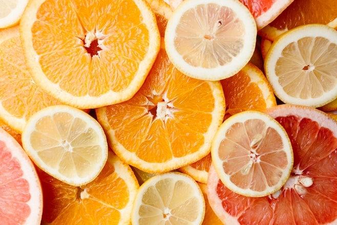 Les oranges comme remèdes naturels