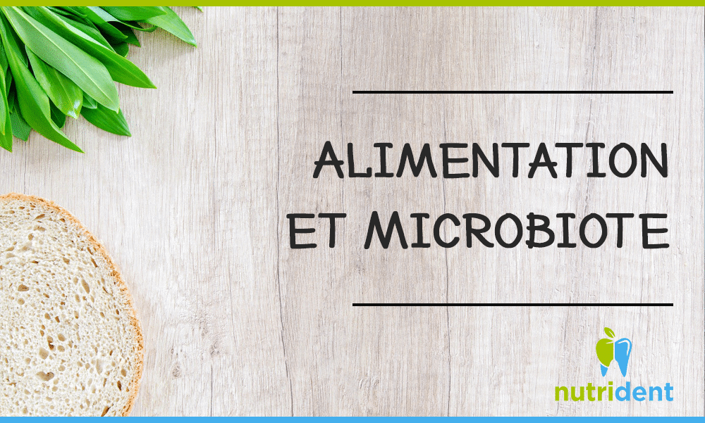 Alimentation et microbiote