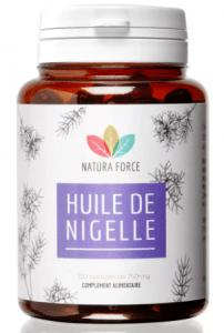 naturaforce huile de nigelle