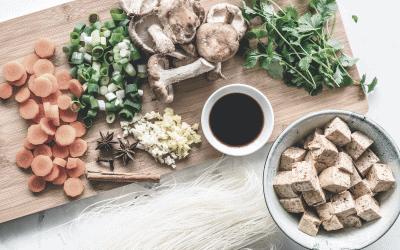Le Tofu: Un De Ces Aliments Bénéfiques à La Santé Dentaire