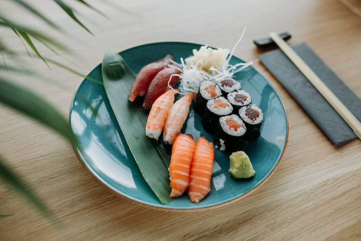 wasabi pour les bactéries des dents