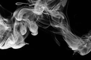 le tabac et la fumée