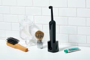 nettoyer sa brosse à dent électrique